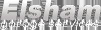 Elsham Garage Logo